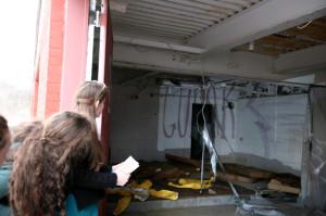 Testing Projection at Moran